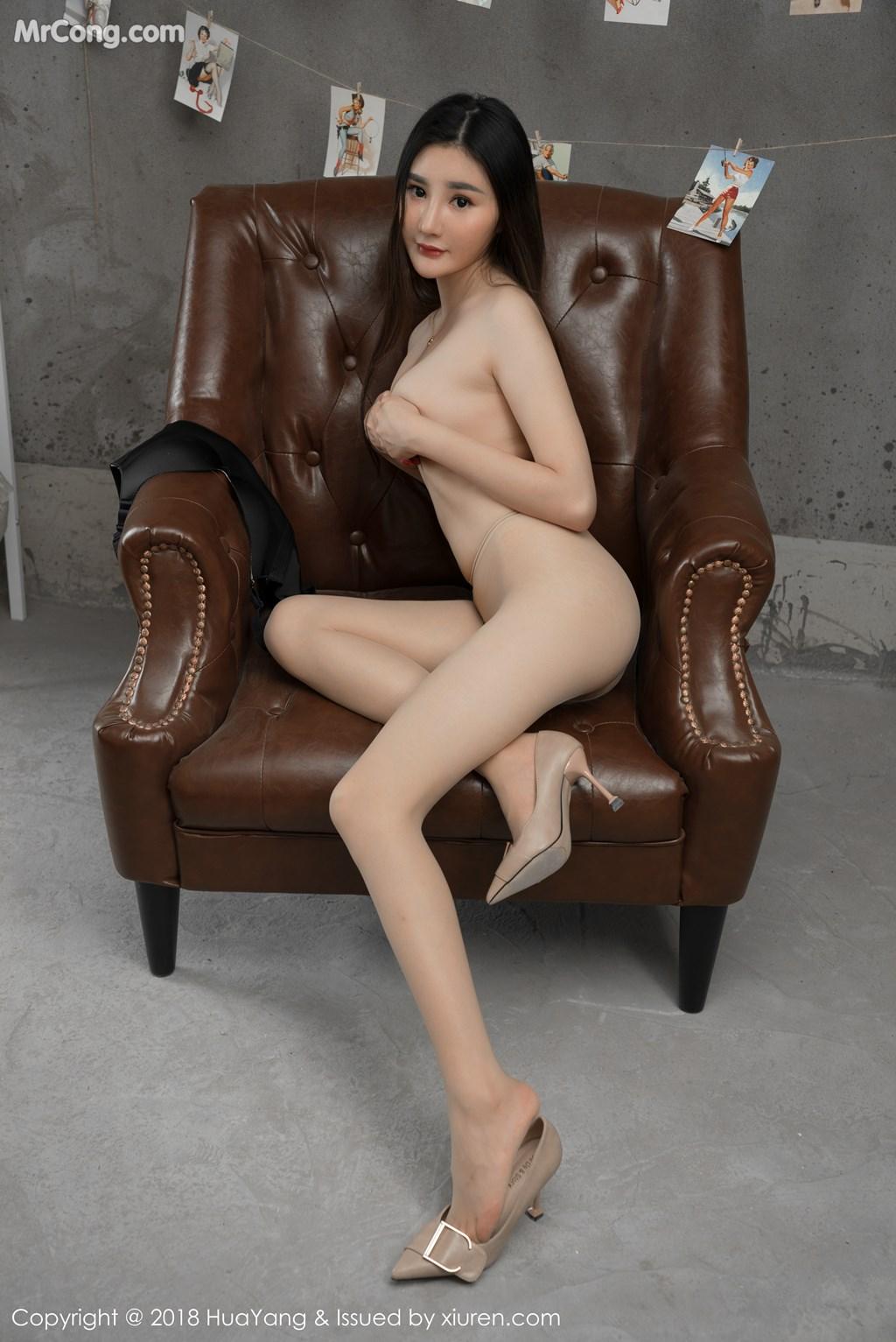 Image HuaYang-2018-03-02-Vol.034-Xiao-Tian-Xin-Candy-MrCong.com-006 in post HuaYang 2018-03-02 Vol.034: Người mẫu Xiao Tian Xin (小甜心Candy) (41 ảnh)
