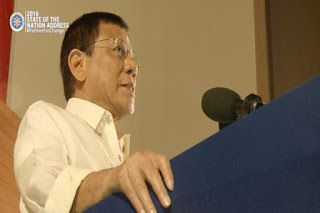 Duterte says lower income taxes