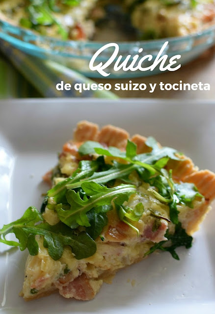 6 ideas para el brunch perfecto quiche