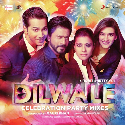 Dilwale (2015) Movie Poster No. 5