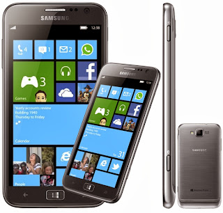 Hp Samsung Windows Phone