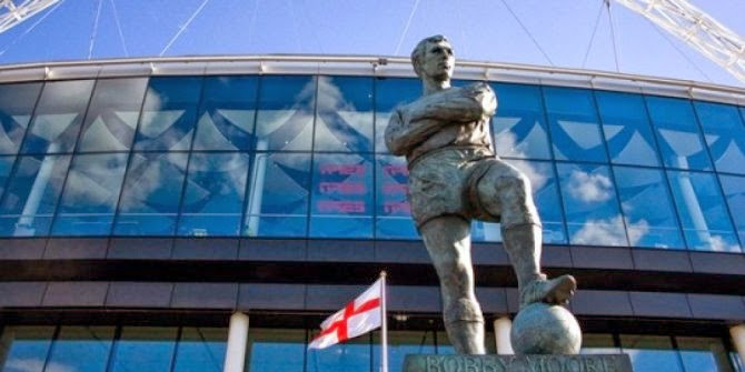 Bobby Moore (Wembley Stadium)