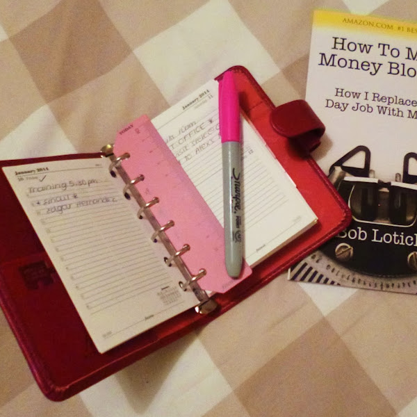 Getting Organised with Filofax