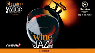 Asuncion Wine & Jazz 2011