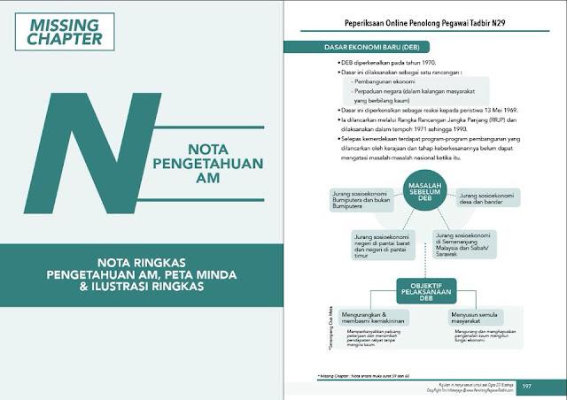 Soalan Exam Online Penolong Pegawai Tadbir N29