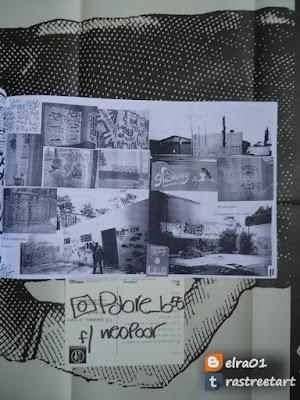 Fanzine de Graffiti mexicano