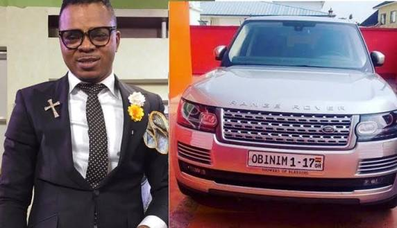 Ghanaian bishop, Daniel Obinim