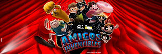 Cartoon Network En Vivo AMIGOS INVENCIBLES