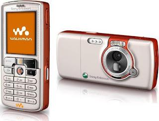 Sony Ericcson W800i
