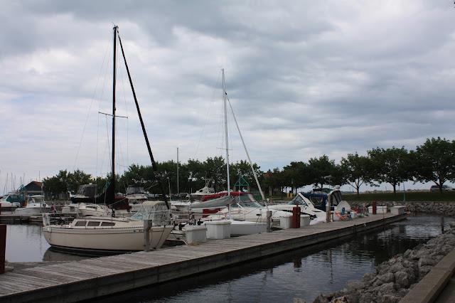 Reefpoint Marina in Racine, Wisconsin