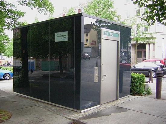 9 ide Desain toilet minimalis di ruang publik