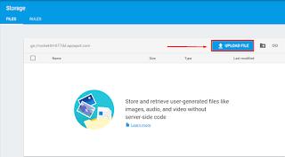 Alternatif Terbaru Upload File Javascript CSS Di Firebase