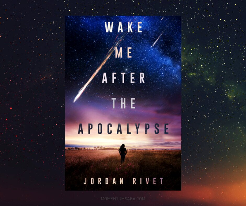 Resenha: Wake Me After the Apocalypse, de Jordan Rivet