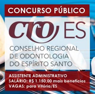 Apostila Concurso CRO-ES 2016