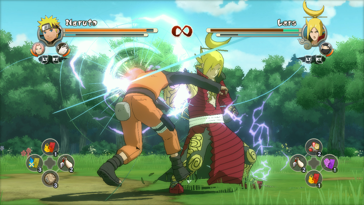 Naruto Shippuden: Ultimate Ninja Storm Legacy - Download Cracked [PC