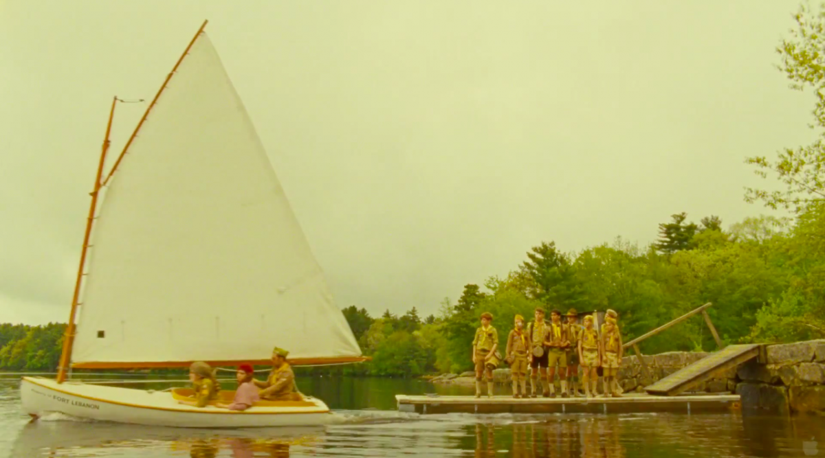 Becoming RAJE: Film Club // Moonrise Kingdom