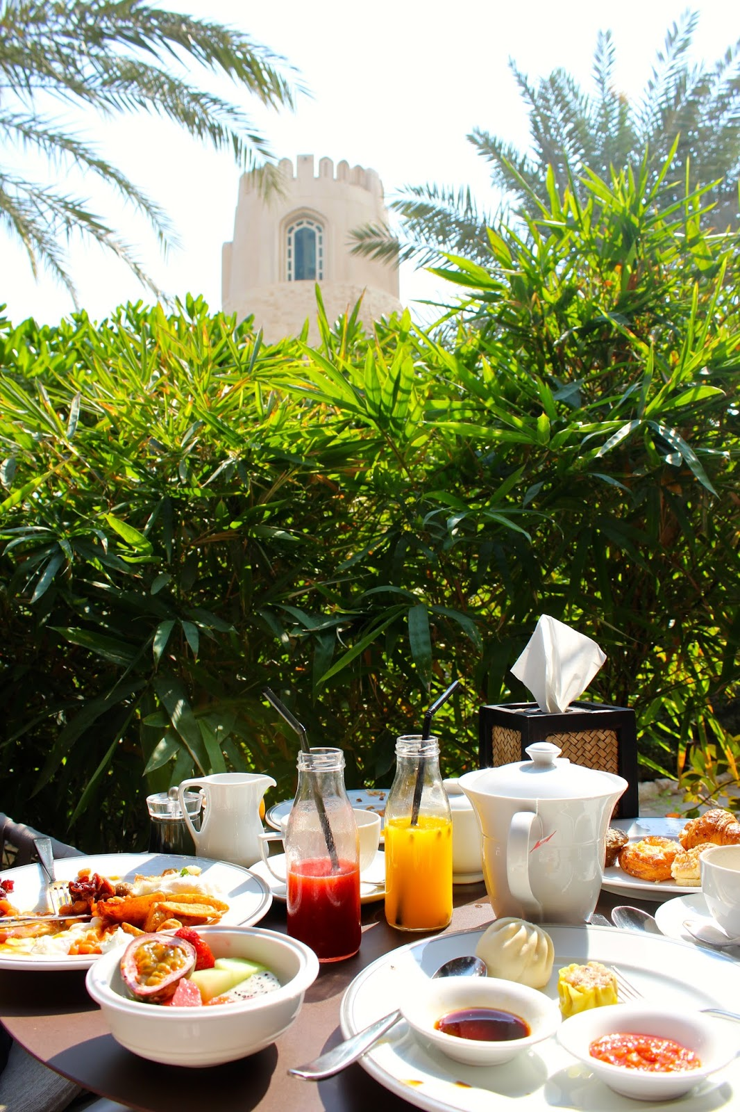 A Luxurious Family Stay At The Four Seasons Hotel, Doha