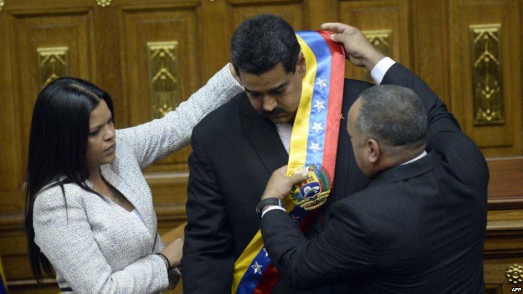 María Gabriela Chávez fue designada embajadora ante NNUU en Nueva York / AFP