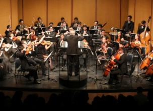 FOTO Orquestas Juveniles de la OFB