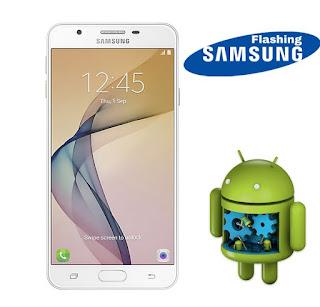 Cara Mudah Flashing Samsung Galaxy J7 Prime SM-G610F Dengan Aman