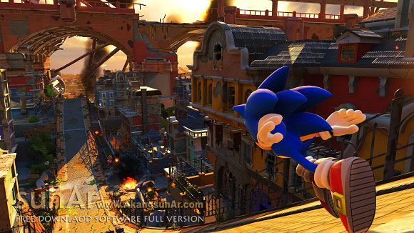 Download GAME PC Sonic Forces Full DLCs