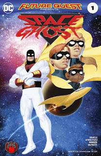 Future Quest Space Ghost