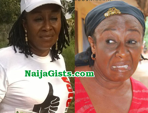 patience ozokwor husband 15 years sick bed