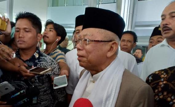 Sodik: Kasihan Kiai Ma'ruf Dipaksa Bicara yang Tidak Faktual