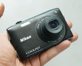 Jual Kamera Digital Bekas Nikon S3300