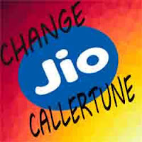 how to change jio callertune