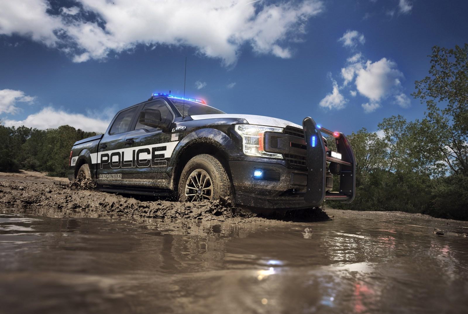 Ford F-150 Police Responder