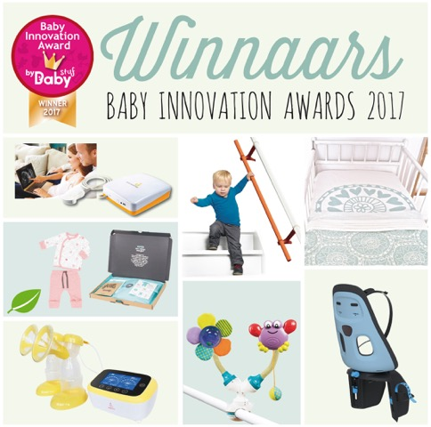 Winnaars Baby Innovation Awards 2017