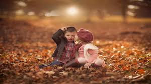 Top latest hd Baby Boy to Girl frist kiss images photos pic wallpaper free download 21