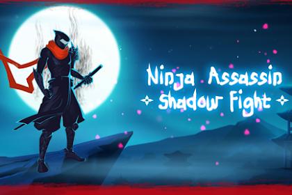 Download Ninja Assassin : Shadow Fight Apk mod v0.92 (Unlimited All) Terbaru