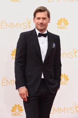 Nikolaj Coster-Waldau 66th Emmy Awards