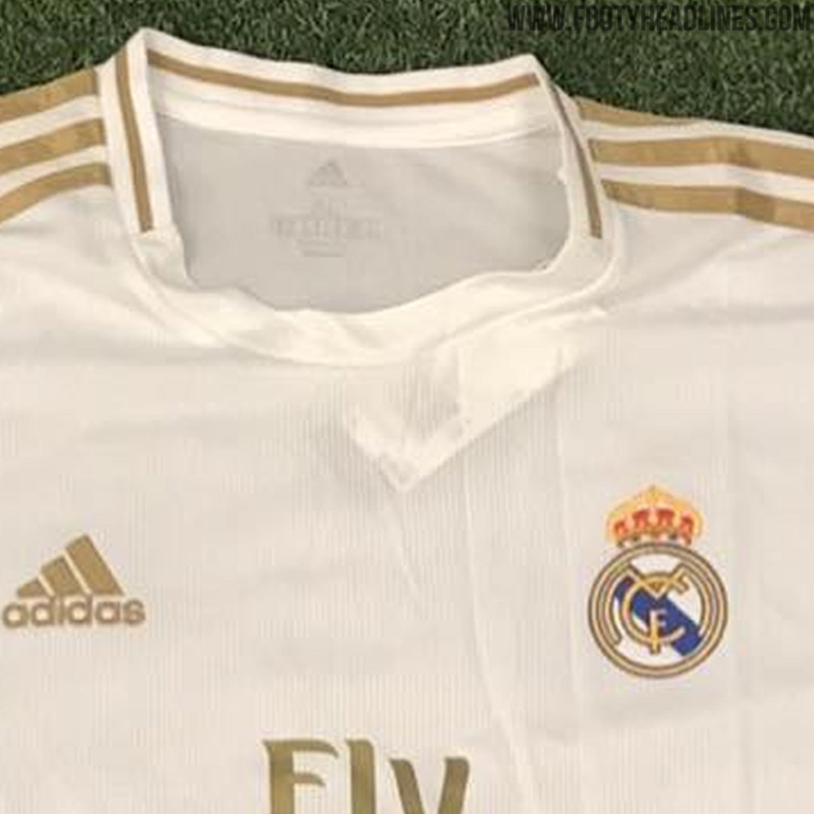 b7f819fa5 Domowa koszulka Realu Madryt na nowy sezon [FOTO]