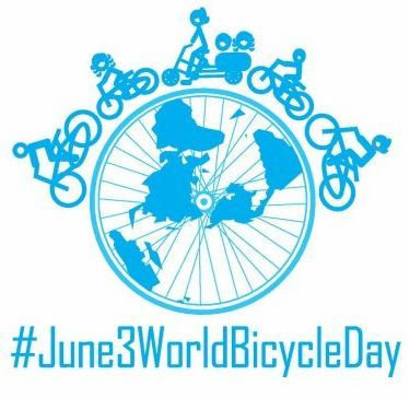 World Bicycle Day: 3 June