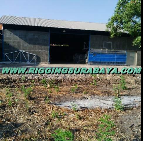 jasa pembuatan tenda pesta rigging panggung