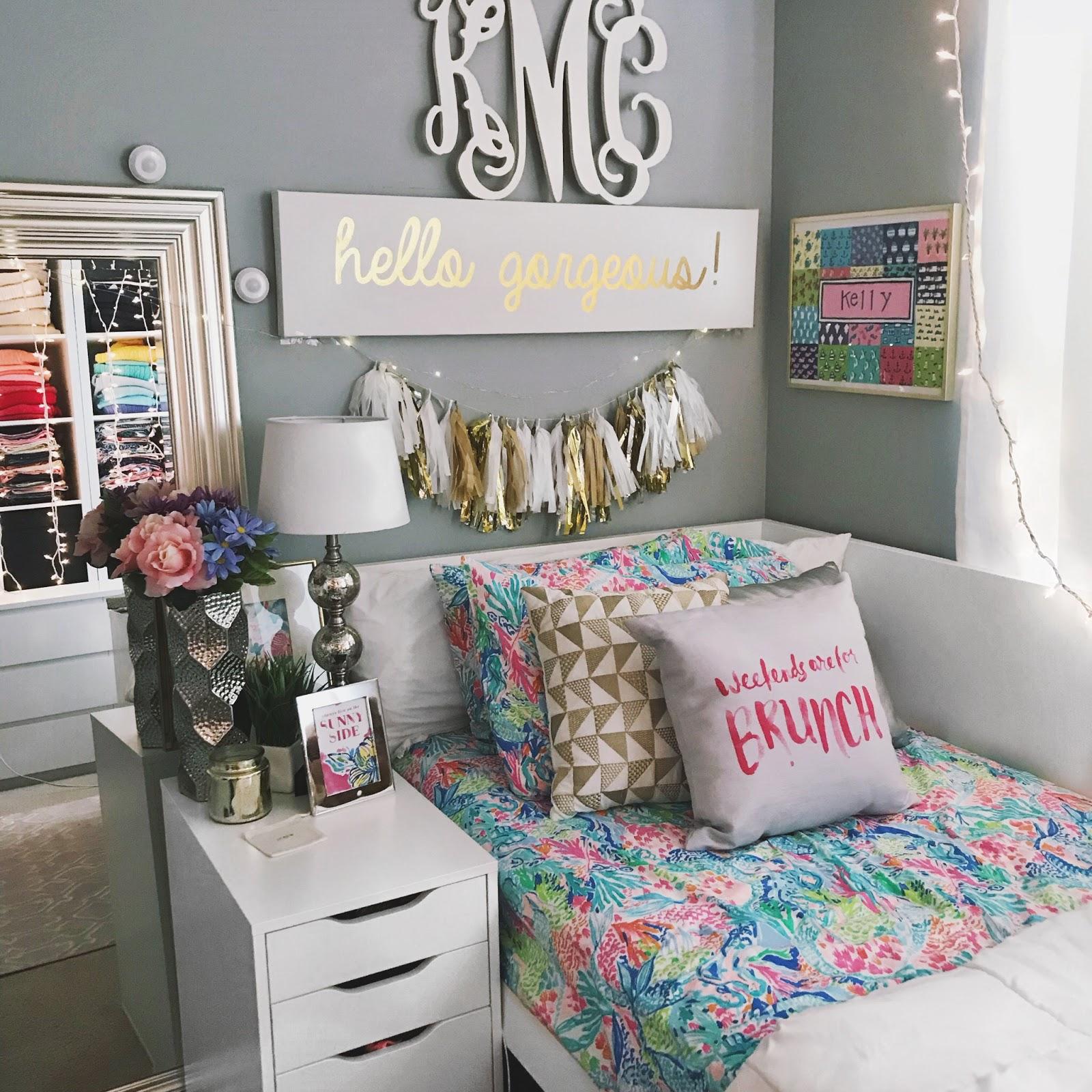 Kellyprepster Preppy Bedroom Lilly Pulitzer Inspired
