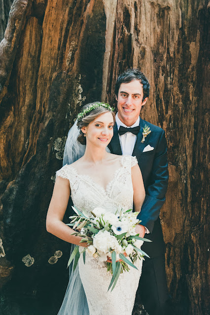Kira + Pete | Outdoor Art Club | Mill Valley Wedding