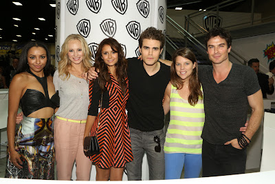 Comic Con San Diego 2013 The Vampire Diaries