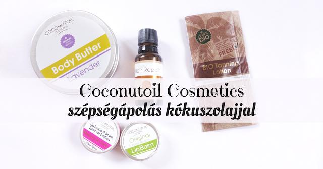 TESZT & -25%-os kuponkod! | Coconutoil Cosmetics