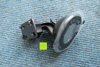 Halter: AUTO VOX M1 Auto Rückfahrkamera mit Monitor 4.3'' TFT LCD Rückansicht Bildschirm mit IP68 wasserdichte Kamera für Einparkhilfe&Rückfahrhilfe, einfache Installation für die meisten Automodell