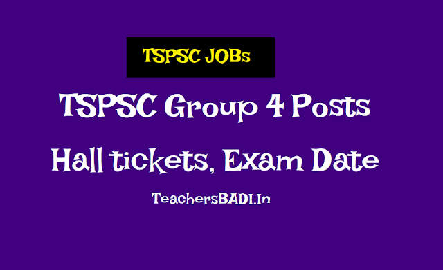tspsc group 4 posts 2018 recruitment,apply online upto july 2,tspsc group 4 online application form,how to apply for tspsc group 4 recruitment,last date to apply for group 4,application fee,group 4 hall tickets,group 4 results,group 4 exam date,group 4 answer key