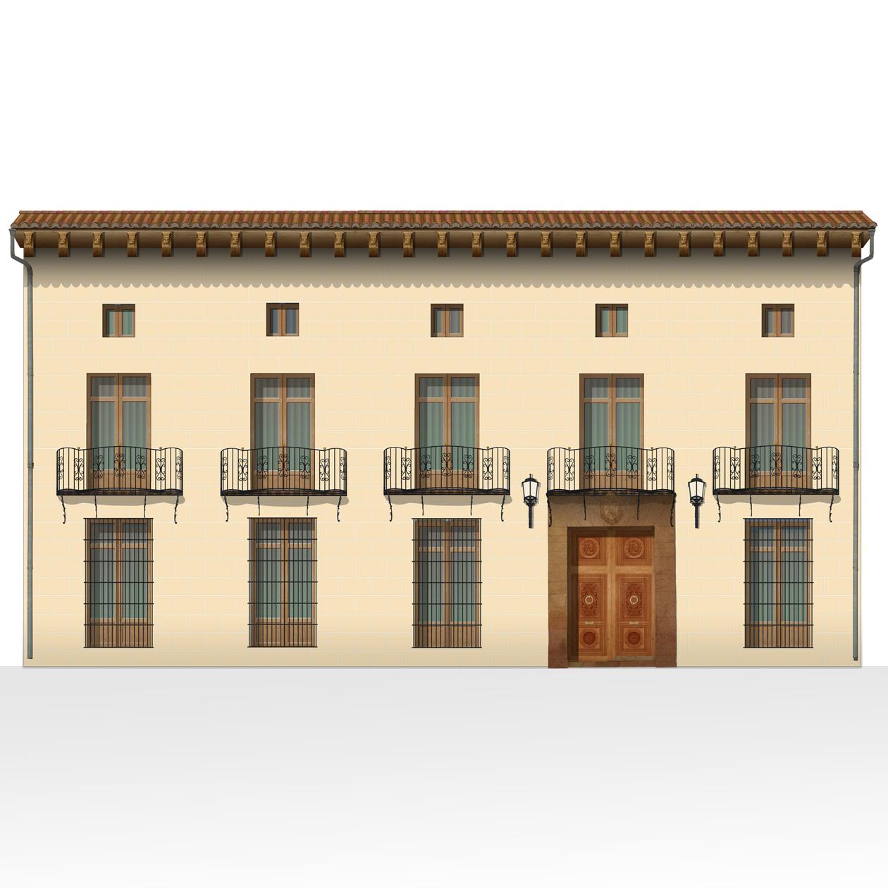 Casa de la cultura, museo Pego