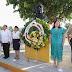 Yucatecos honran el legado de don Miguel Hidalgo y Costilla