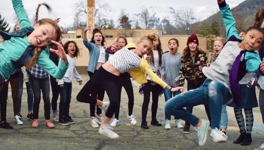 ScottDW, Scott David Winn, The-Indies-Network Dancentricity, Grade School Dance Battle
