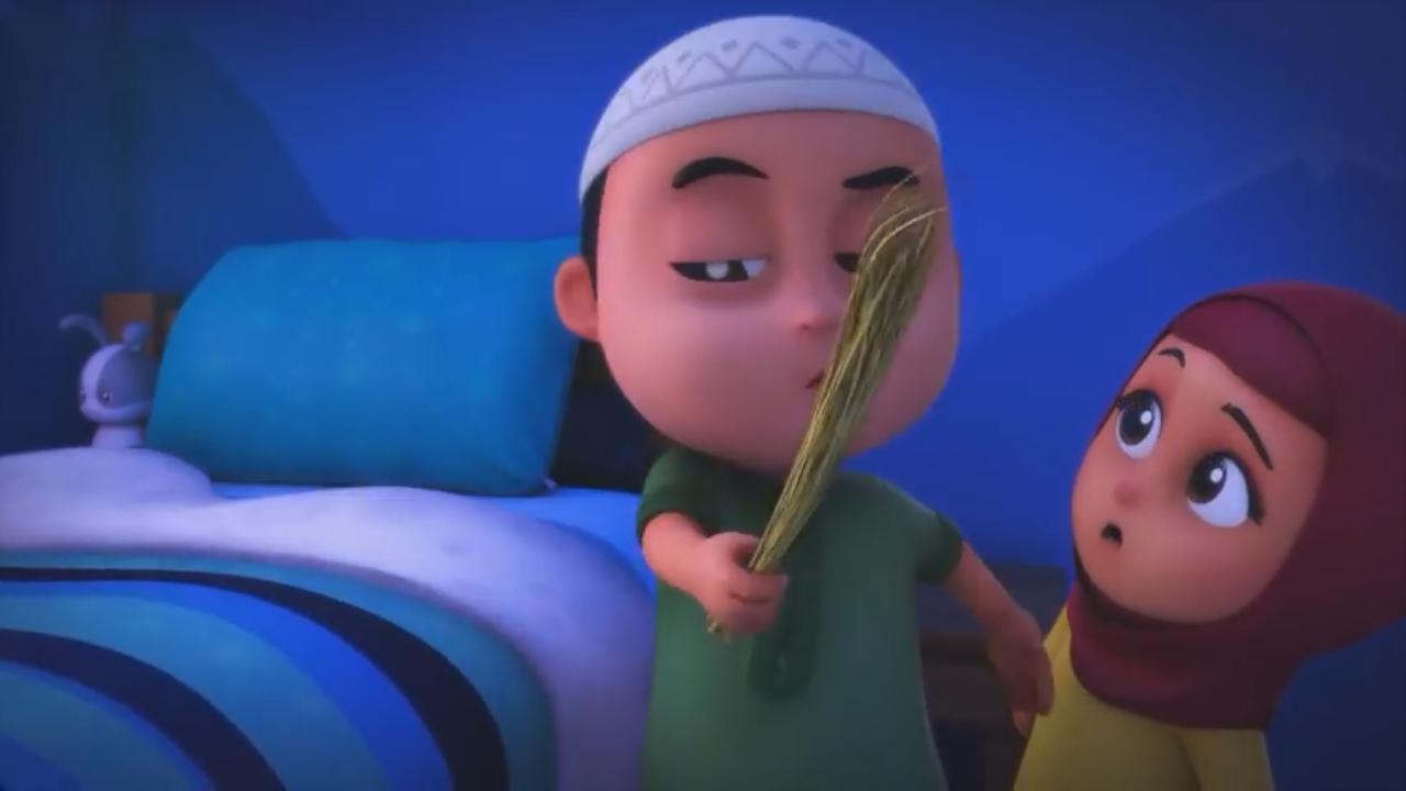 78 Gambar Animasi Ustadz