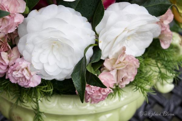 Spring Garden Floral- www.gildedbloom.com