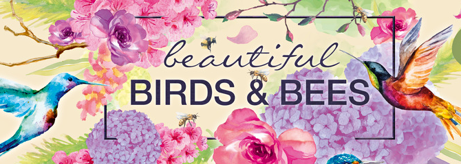 Preview alverde beautiful birds and bees - August 2016